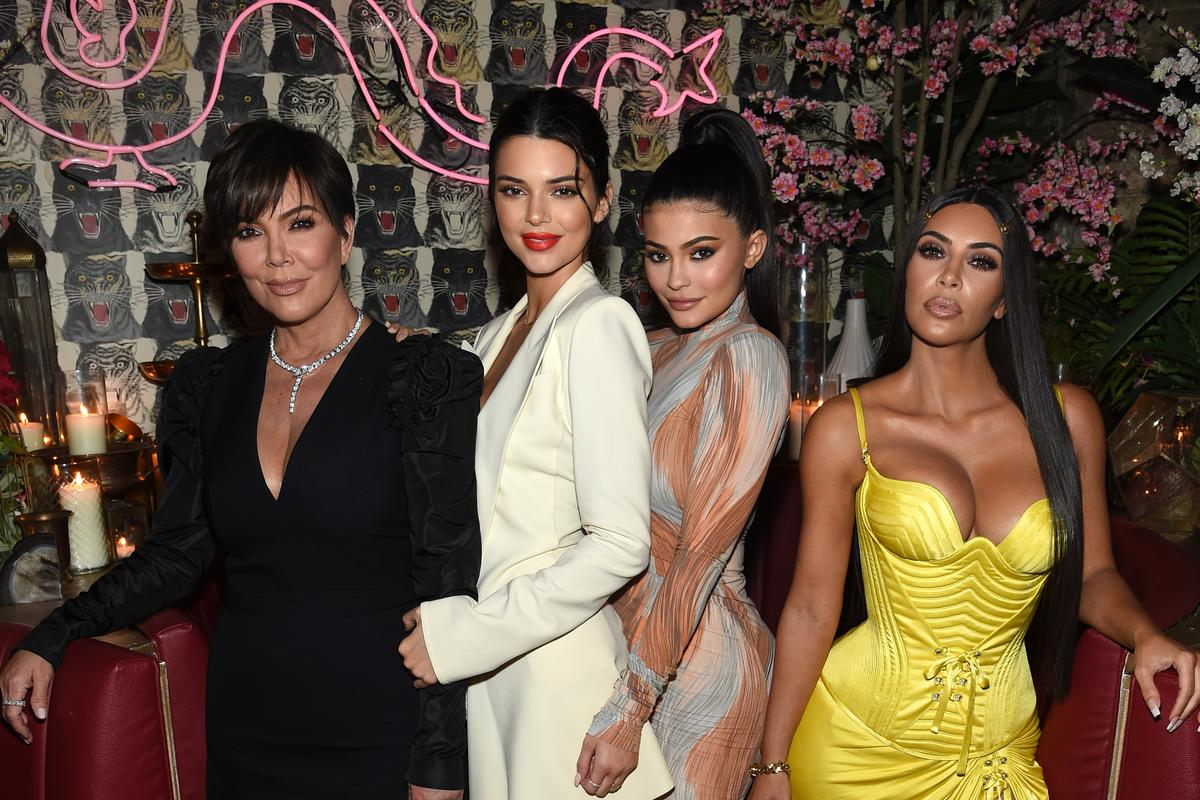 1619edf80ae5 Kylie Jenner's 21st Birthday Included Travis Scott, Kanye West, Dave  Chappelle & More
