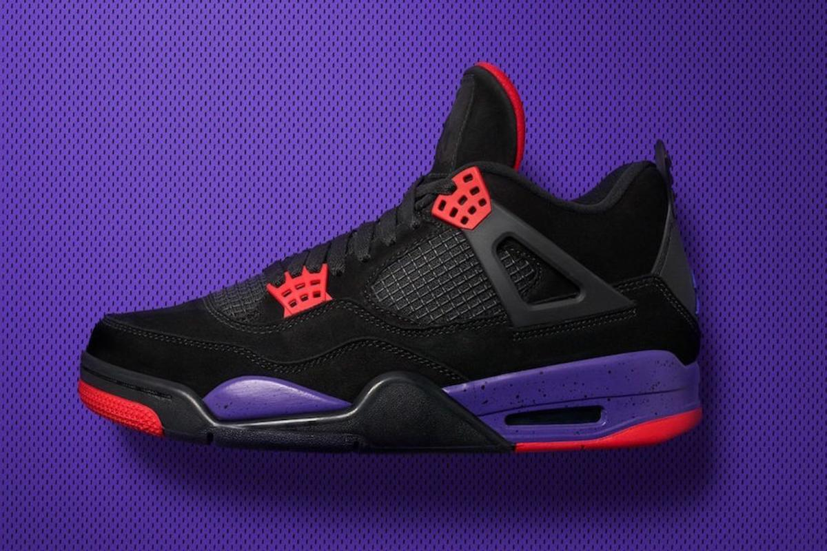 "new arrival f0c37 0d9cc Air Jordan 4 ""Raptors"" Makes Retail Debut This Weekend"