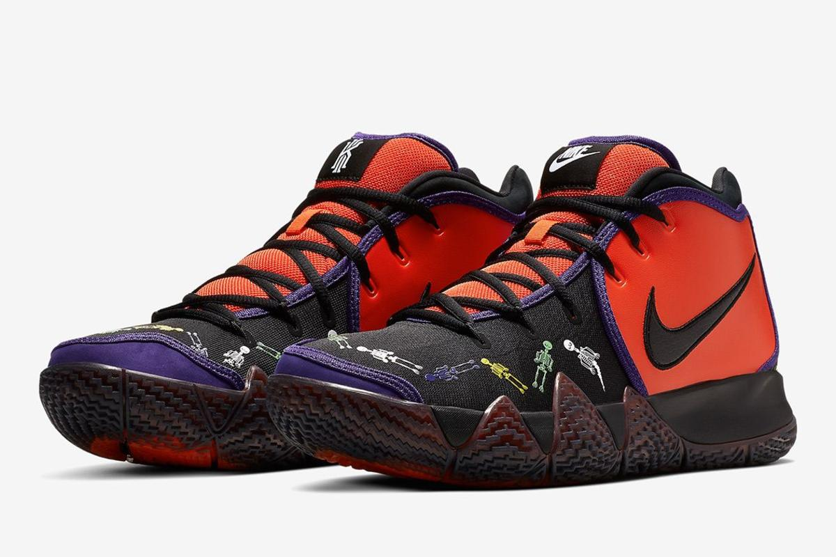 huge discount a9574 c2ab1 Nike Kyrie 4