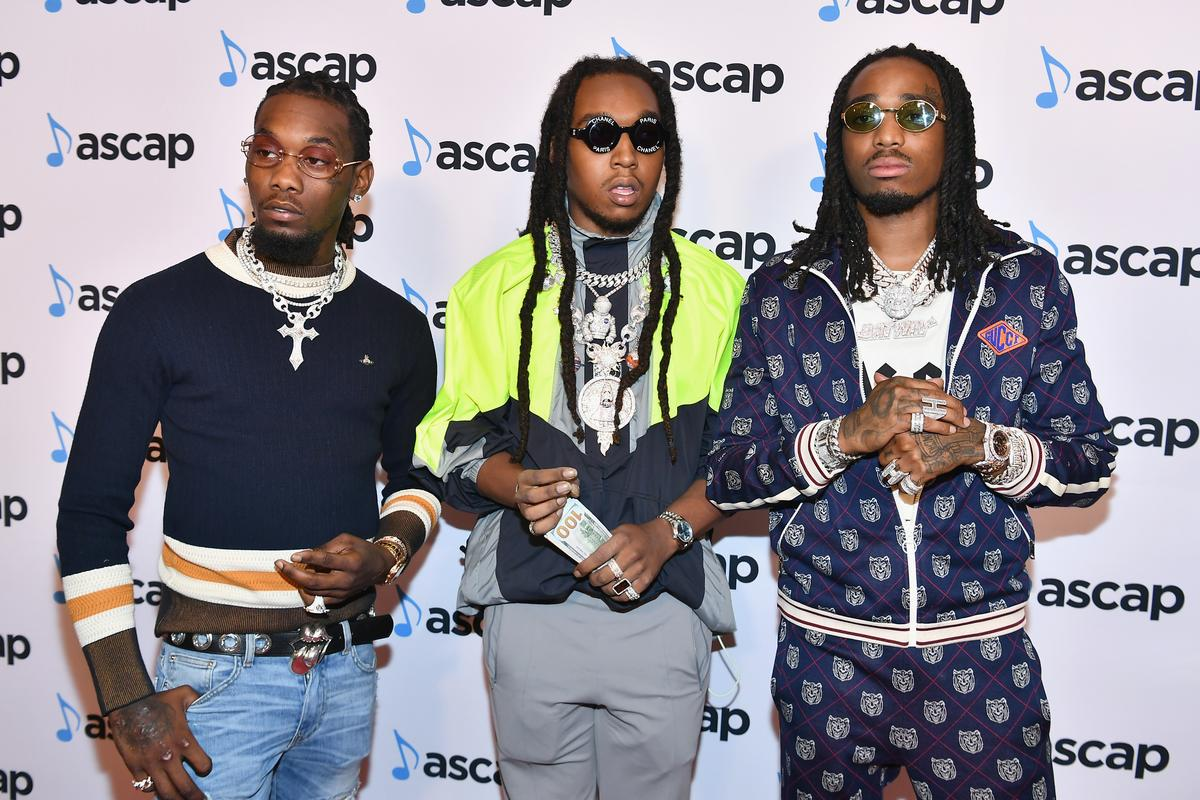 Migos Dabs To Whitney Houston Go Shopping In Carpool Karaoke