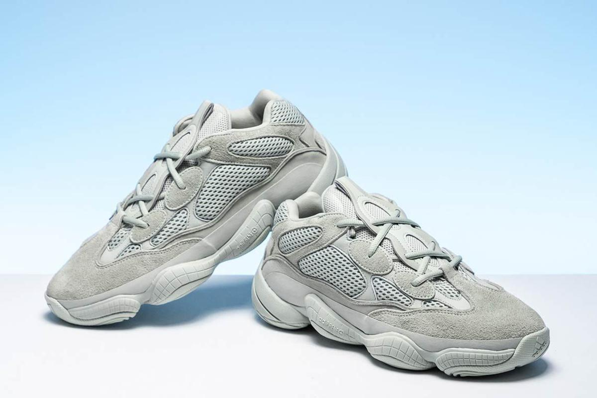 brand new 68aba 62476 Adidas Yeezy 500 Salt Releasing Today: Purchase Links