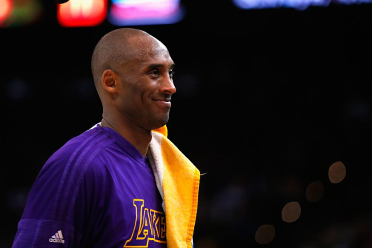 Kobe Bryant Lakers Will Be Champs Soon Laughing At Warrior