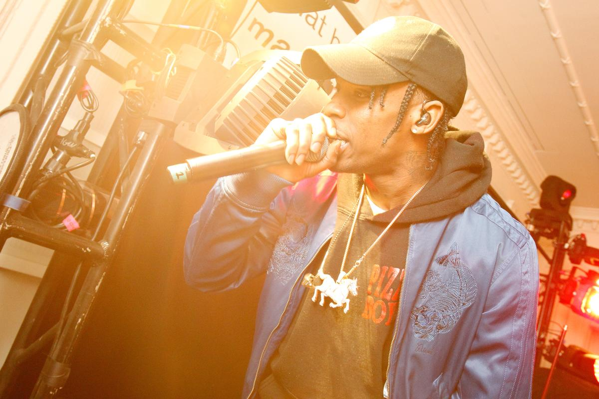 TM88 Says Unreleased Travis Scott & Young Thug Songs Will