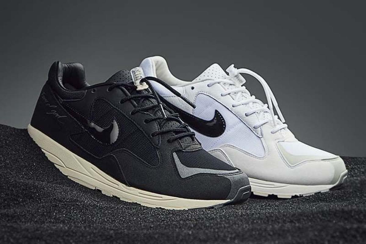 0087101e Fear Of God x Nike Air Skylon 2 Releasing Today Via Nike