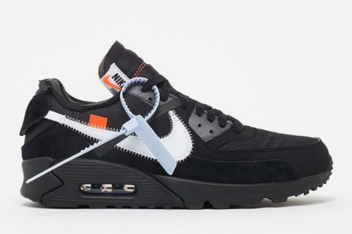 Off White x Nike Air Max 90 Release Date Changed: Details