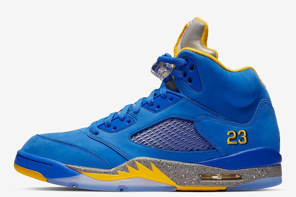 premium selection b0308 e89b9 Air Jordan 5 Laney Release Date Delayed: New Details