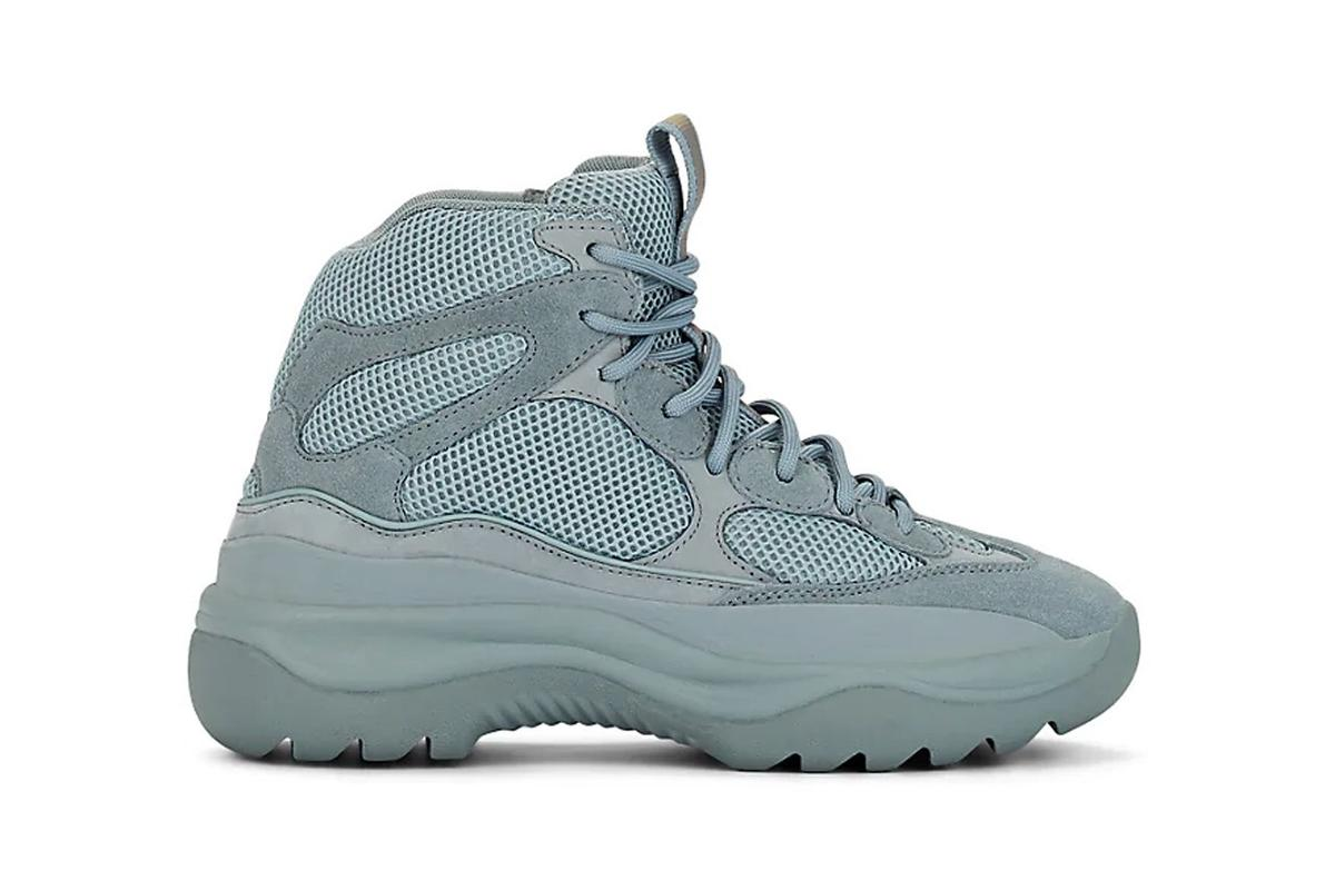 big sale 896d3 25819 YEEZY Releases Season 7 Military Boots In Two New Colorways