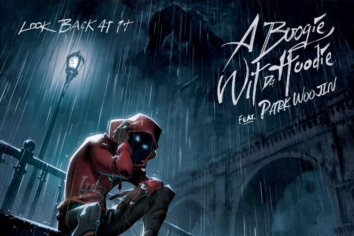 Mp3: A Boogie Wit Da Hoodie Ft. Park Woo Jin – Look Back At It Remix