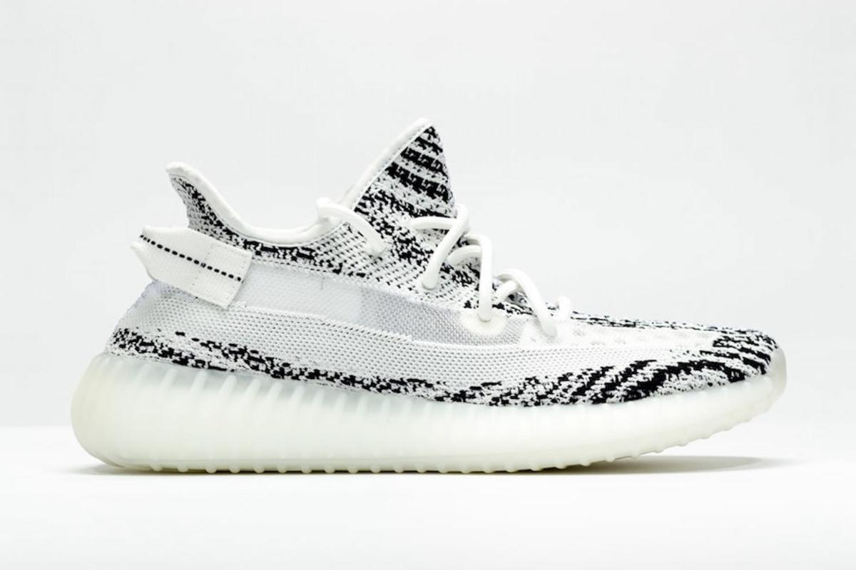 new style b45f3 4fedf Adidas Yeezy Boost 350 V2 Zebra 2.0 Sample Surfaces: First Look