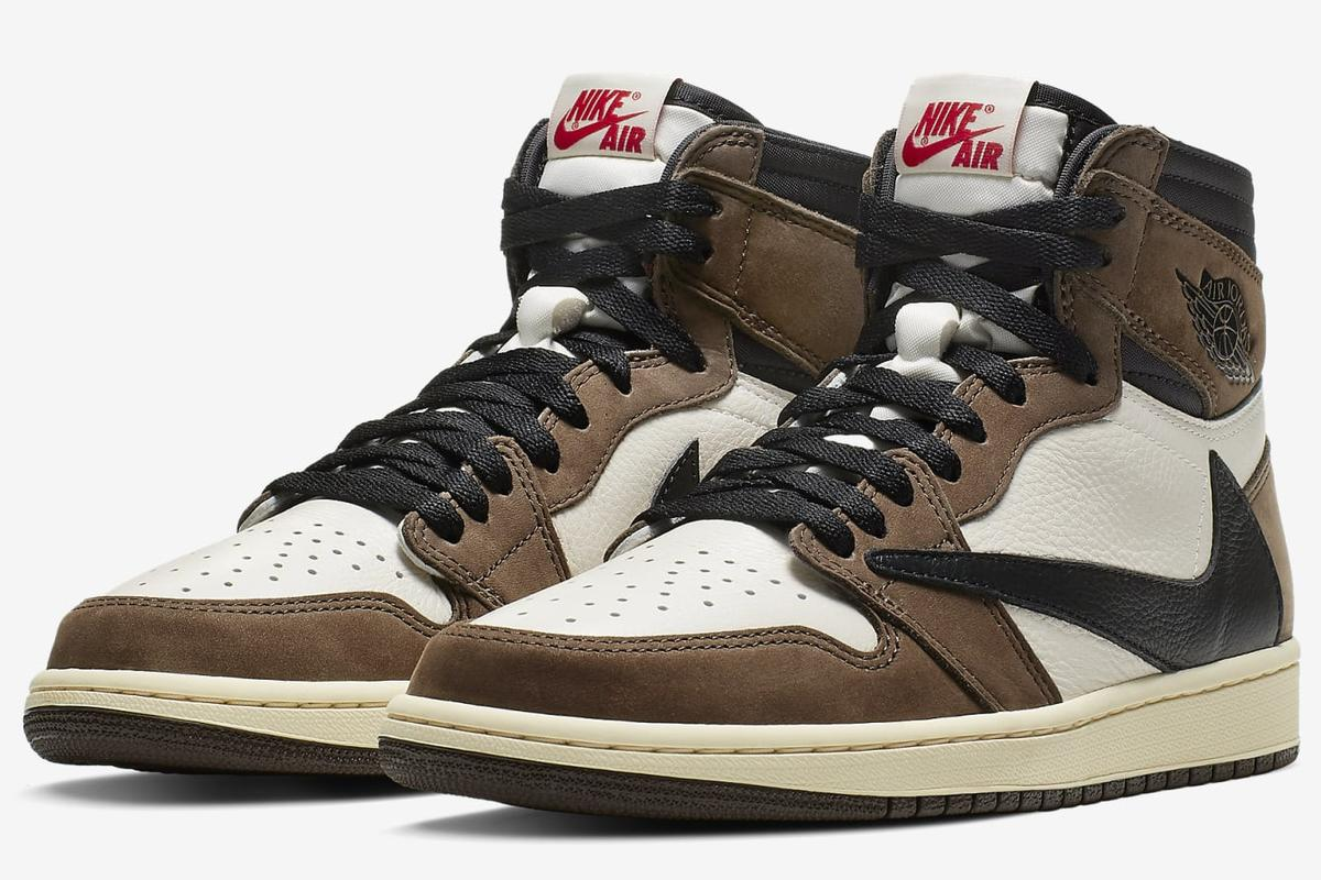 81386c30 Travis Scott X Air Jordan 1 Can Be Won For $1 Through StockX