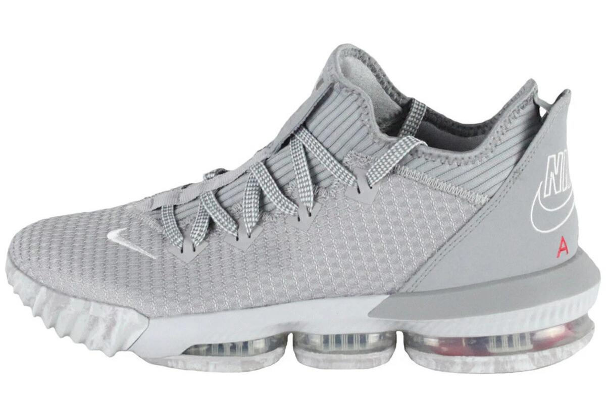 d570f73d8fc62 Nike LeBron 16 Low To Release In Ohio State Colorway  Photos
