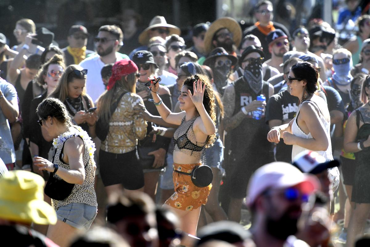 Coachella 2019: A Huge Spike In Herpes Reported On Festival