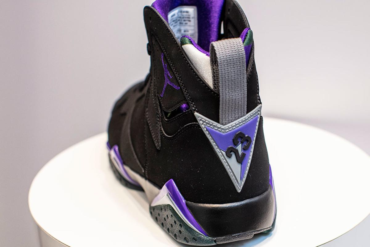 "45f3779d3471 Air Jordan 7 ""Ray Allen"" Coming Soon  Detailed Images Revealed"