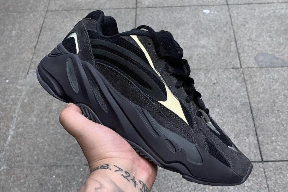 "sports shoes 9c4c4 3100a Adidas Yeezy Boost 700 V2 ""Vanta"" New Release Date Revealed"