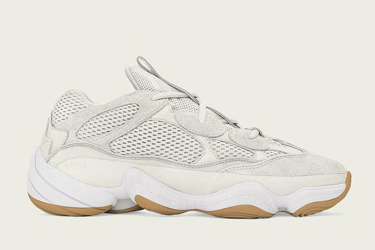 """the best attitude 54516 7840a Adidas Yeezy 500 """"Bone White"""" Releasing In Sizes For The ..."""