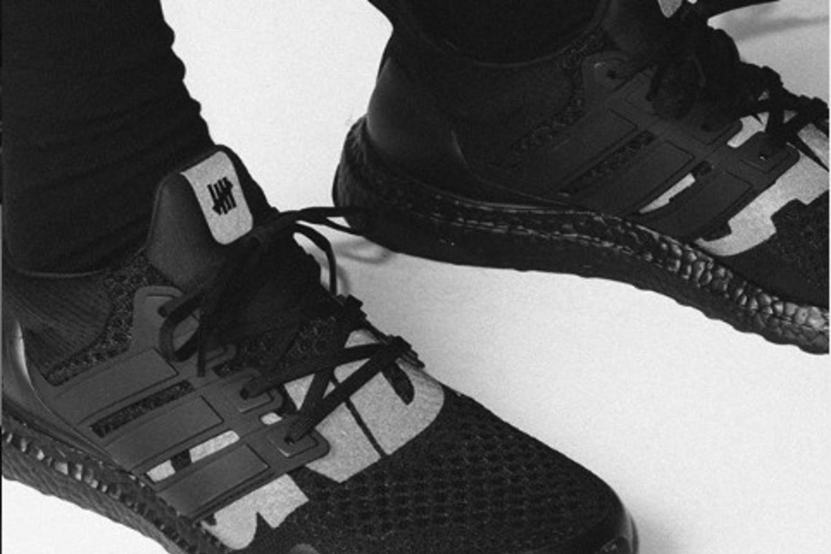Adidas UltraBoost X Undefeated Collab Returns In