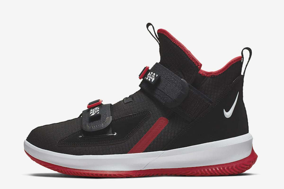 buy popular 12758 9d868 Nike LeBron Soldier 13 Set to Drops In