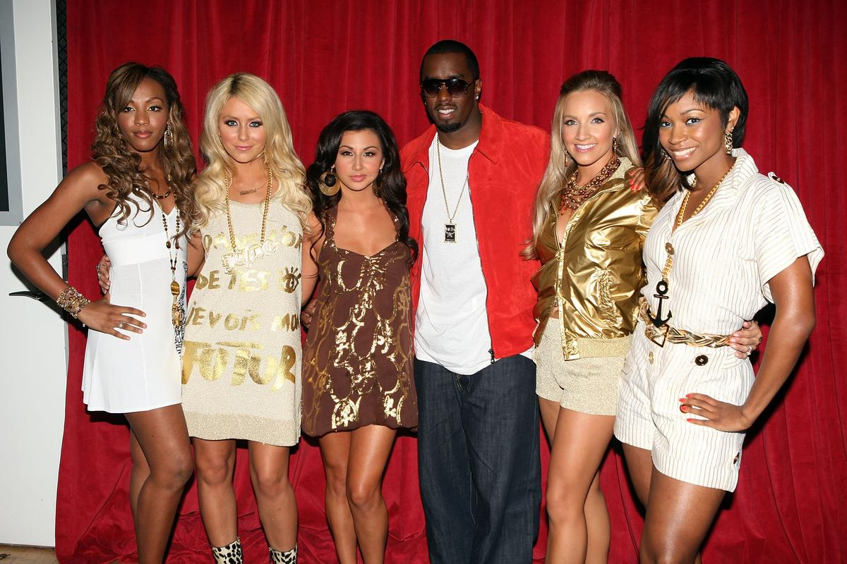 Image result for diddy making of the band
