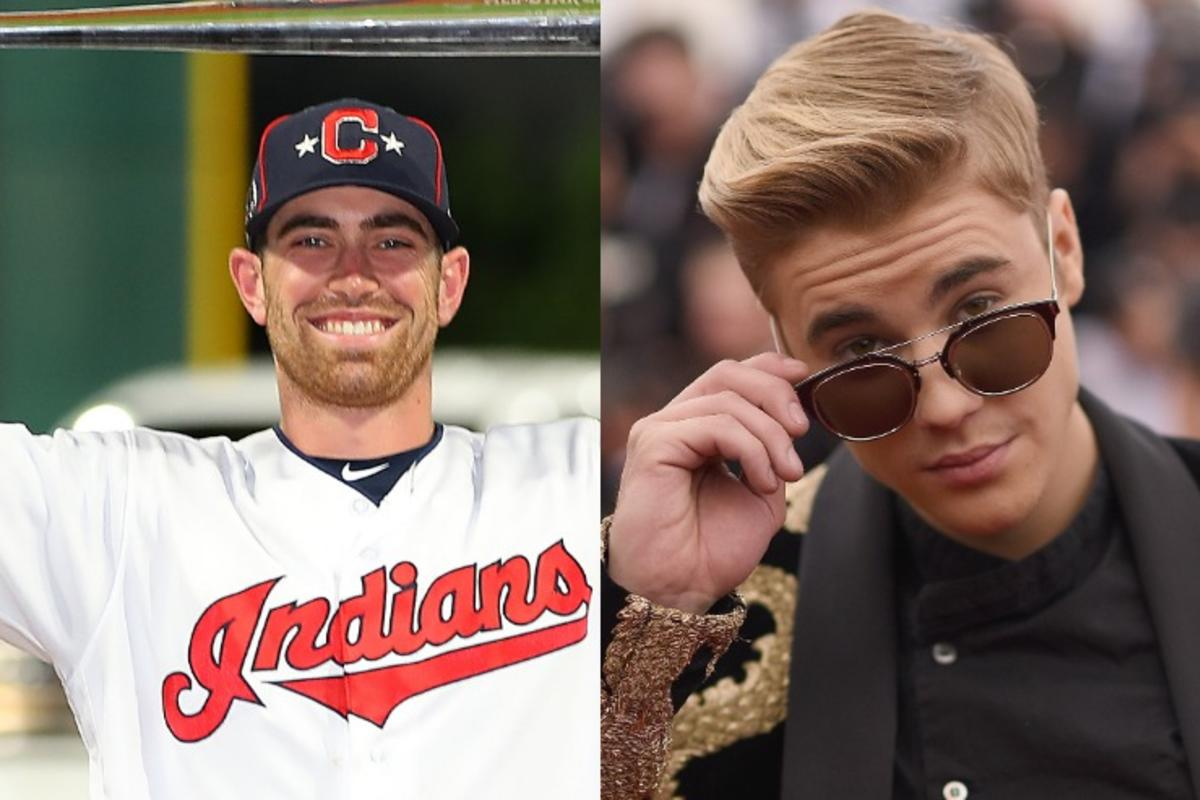 Indians Pitcher Shane Bieber Mistaken For Justin Bieber On