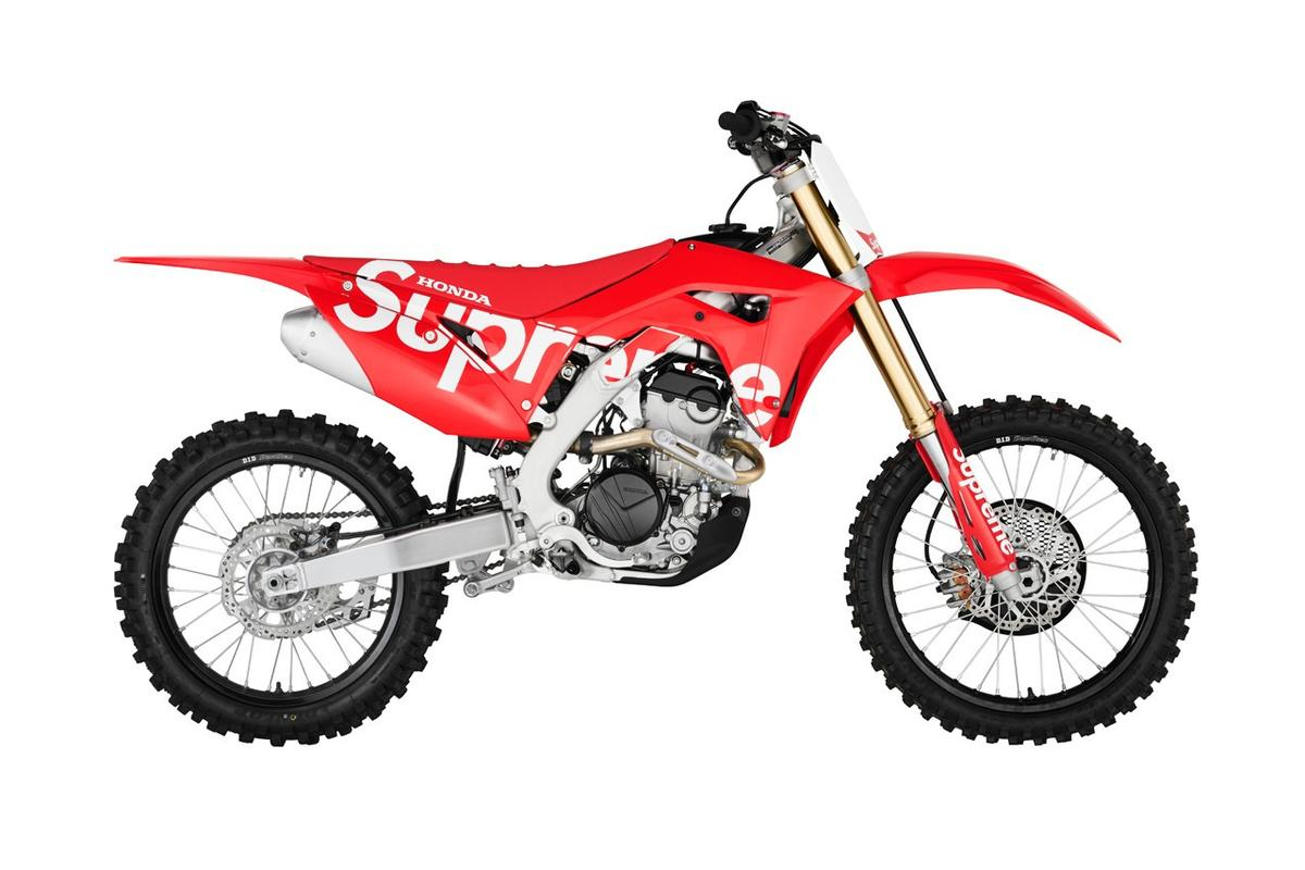 Supreme X Honda X Fox Racing Fall 2019 Collab Revealed: Official