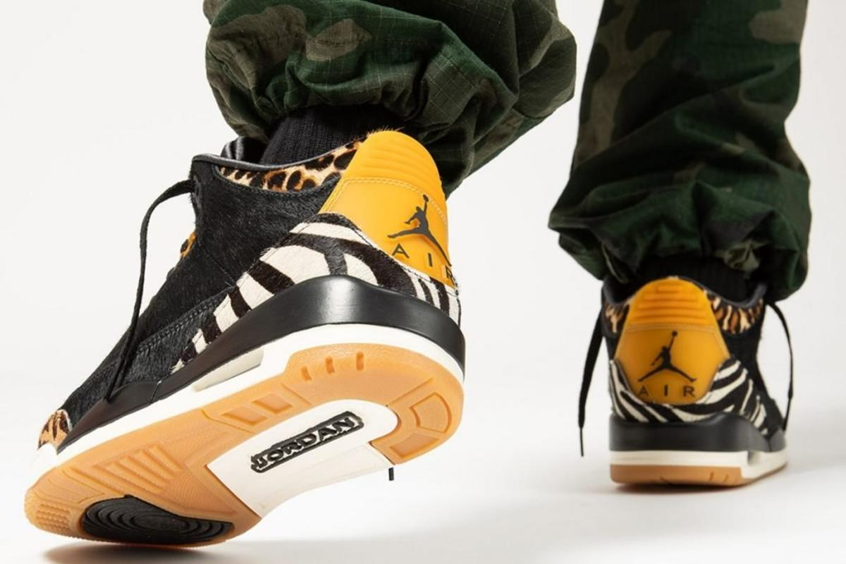 "Animal Instincts Watch Online air jordan 3 ""animal instinct"" coming soon: on-foot photos"