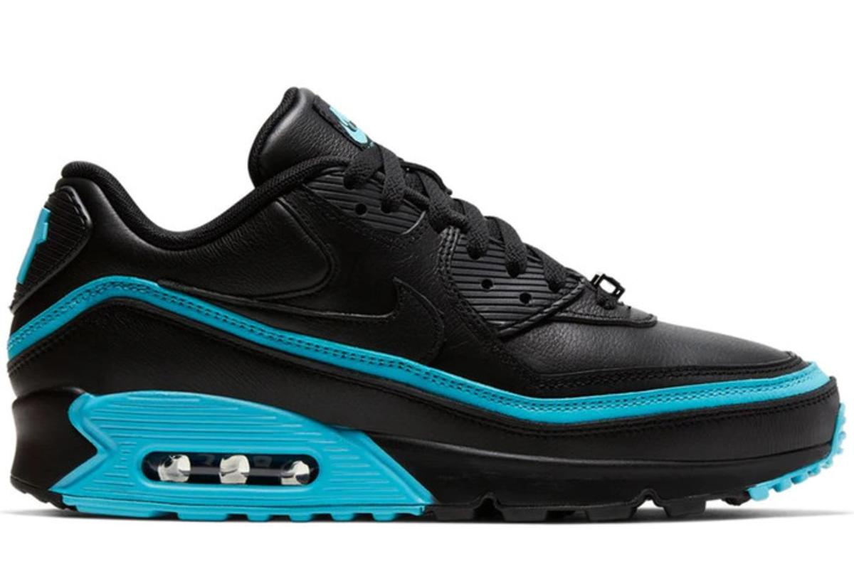 Undefeated x Nike Air Max 90 Pack Proves To Be A Hit With