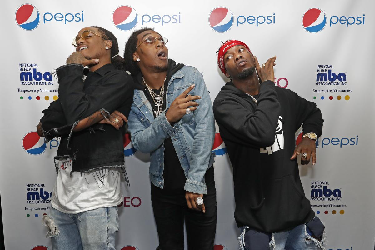 "Migos Officializes Upcoming Project ""ShMigo"" With Bobby Shmurda"