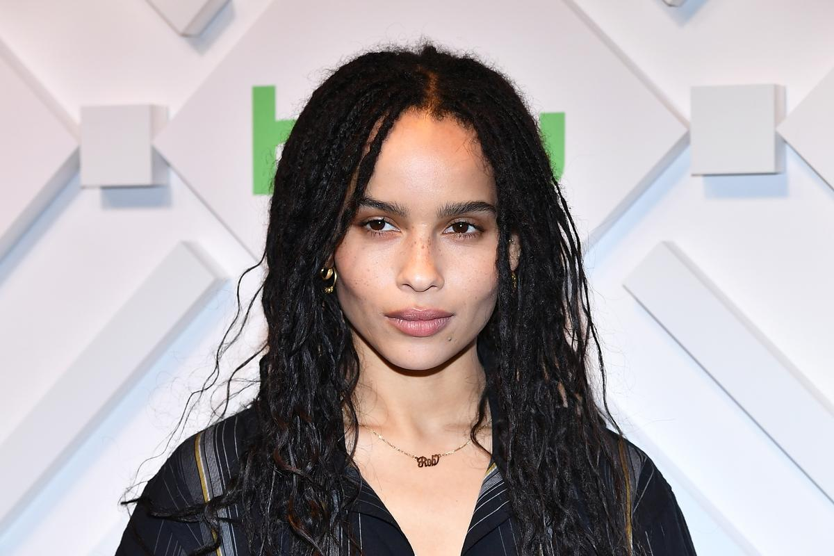 Zoe Kravitz S Catwoman Training Leaves Her Limping Every Day