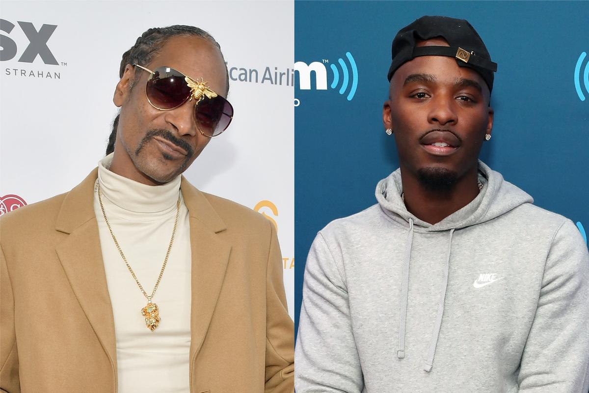 Snoop Dogg Trolls Hitman Holla For Alleged Cheating Celina Powell